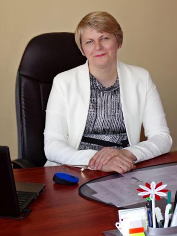 Direktorė Daiva Sabaliauskienė