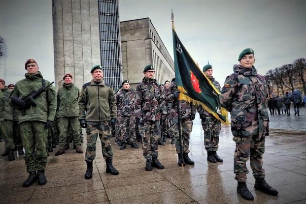 Lietuvos Nepriklausomybės atkūrimo 30-mečio šventė