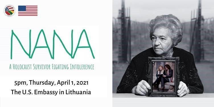 """JAV ambasada pakvietė į filmą """"Nana"""""""