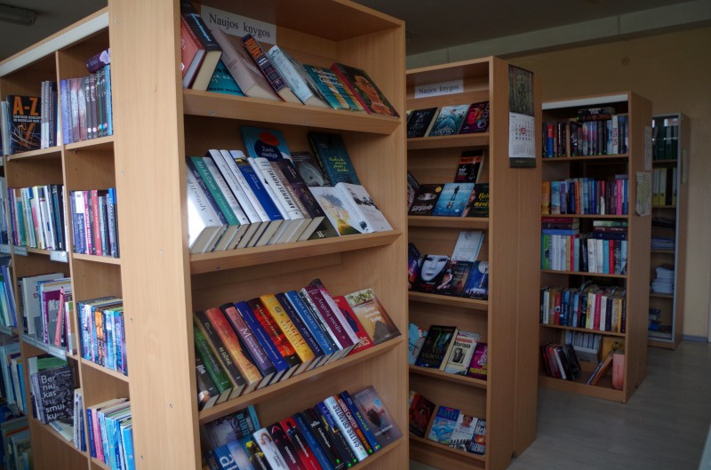 9-10 klasių mokiniams rekomenduojamų knygų sąrašas