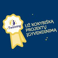 """eTwinning projektas """"MIDLeTw ( Mokyklų iššūkiai demokratiškumo link )"""