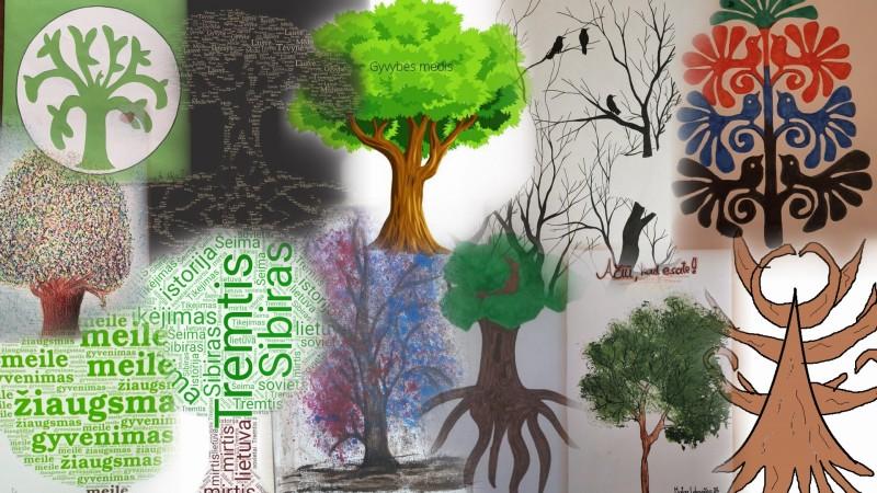 """Pilietinė iniciatyva ,,Gyvybės medis"""""""