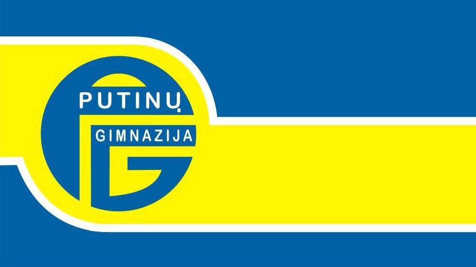 Putinų gimnazijos vėliava